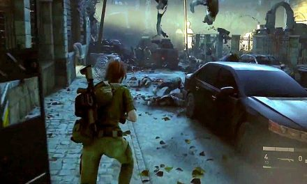 World War Z's first major update takes you to the Undead Sea