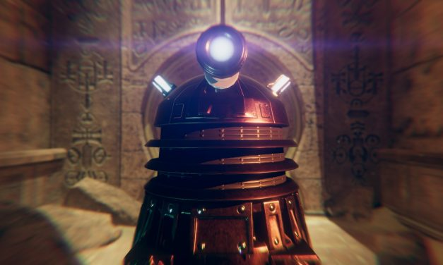 Doctor Who: The Edge Of Time Launches on Oculus Quest