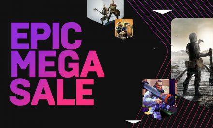 Epic Games Store Announces Its Mega Sale