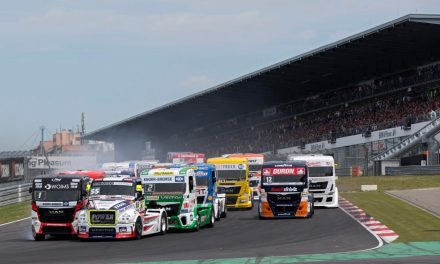 First Look At FIA European Truck Racing Championship
