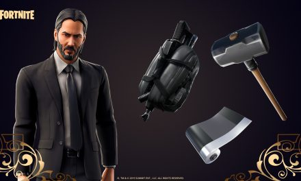 John Wick Comes To Fortnite