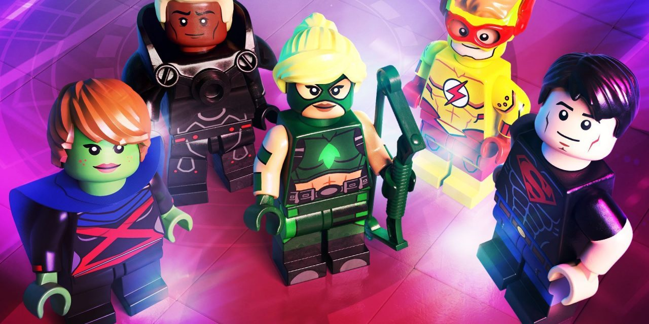 New Content Available For LEGO DC Super-Villains