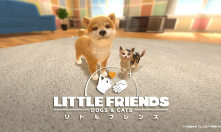 Review: Little Friends: Dogs & Cats