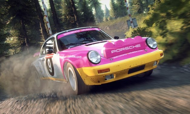 DiRT Rally 2.0's Season Two includes six new cars and it's arriving in June