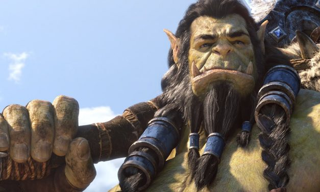 Thrall Is Back