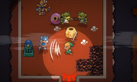Cadence of Hyrule – Crypt of the NecroDancer's release date spotted in source code