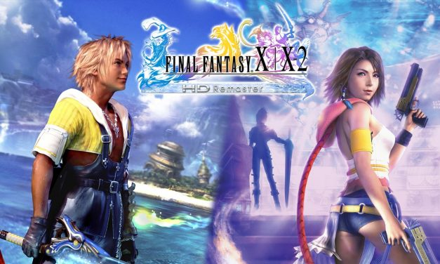 Quick Inside Look At The Final Fantasy X/X-2 HD Remaster