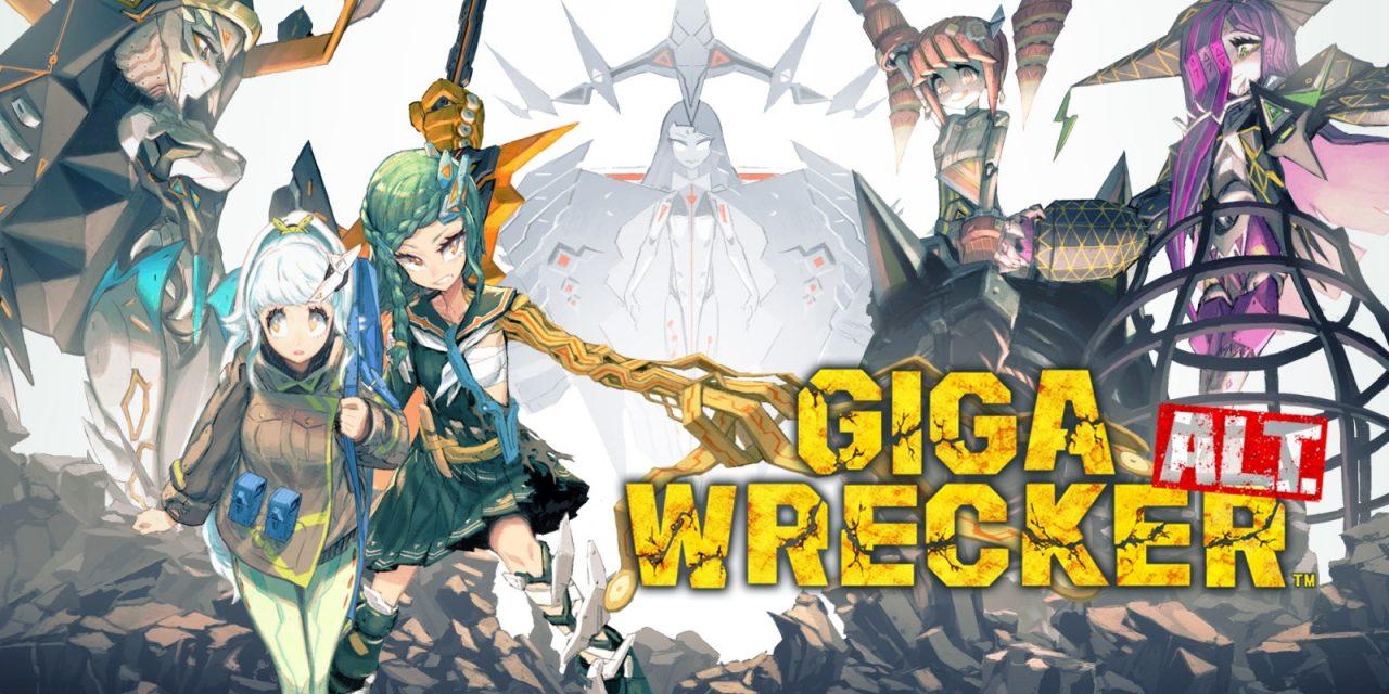 Review: Giga Wrecker Alt.