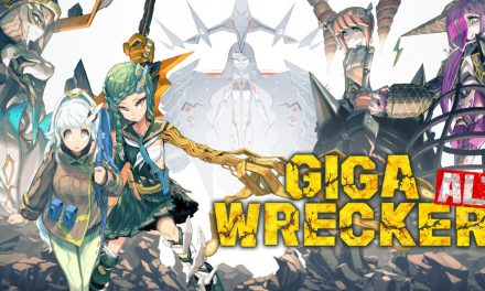 Review: Giga Wrecker Alt.