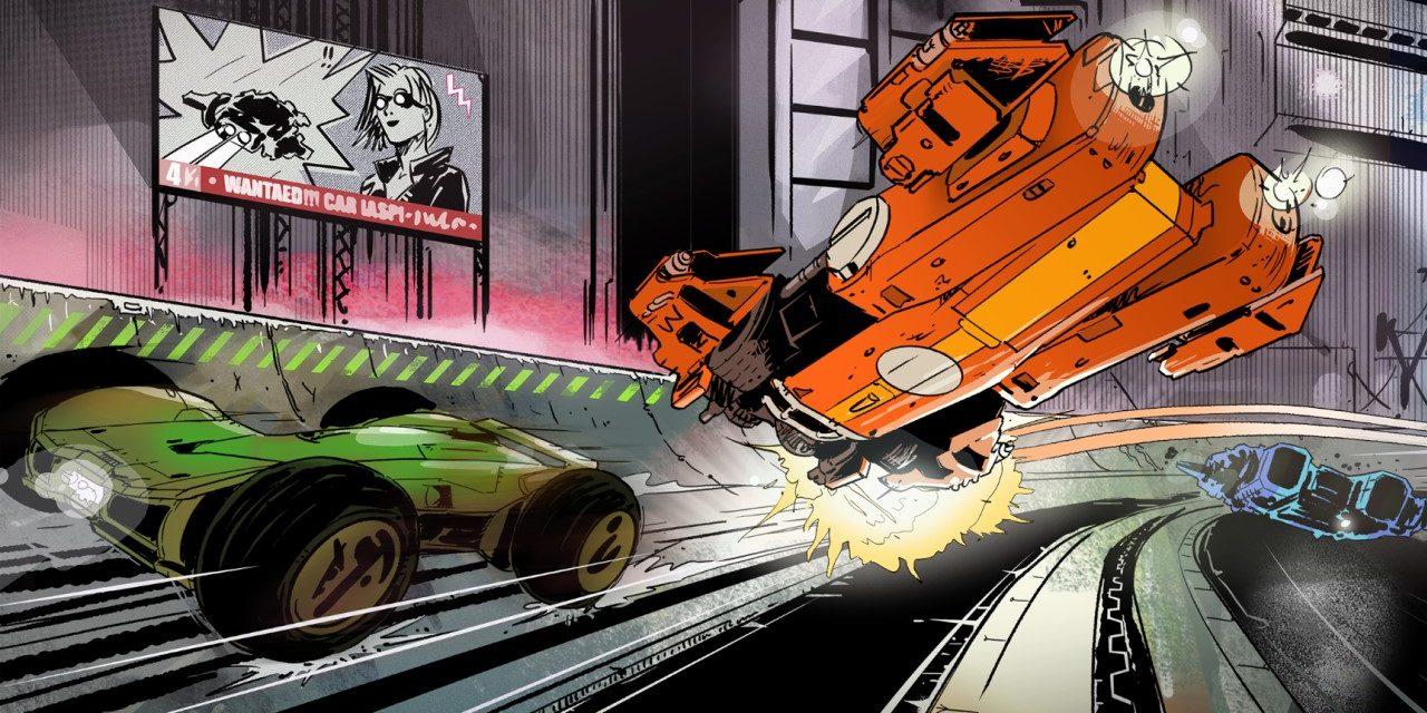 Review: Grip Combat Racing AirBlades DLC