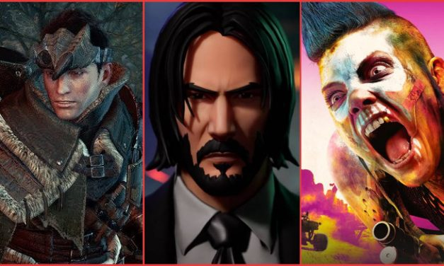 The Weekly News Roundup: new expansion for Monster Hunter World, a roadmap for Rage 2, and John Wick in Fortnite