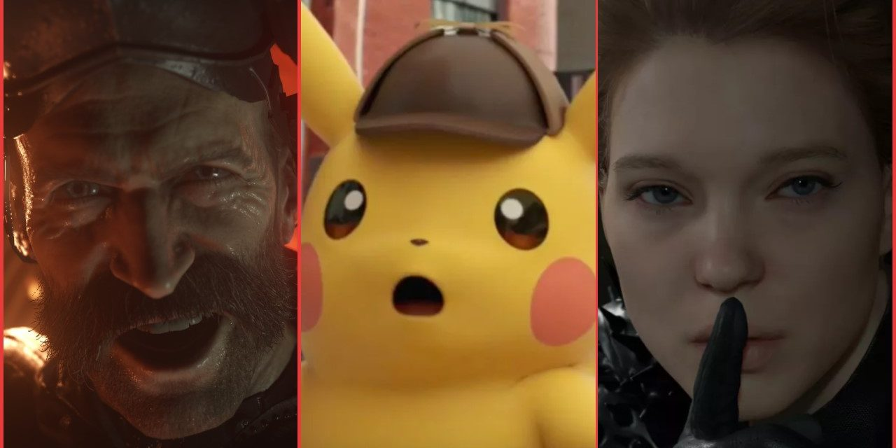 The Weekly News Roundup: Modern Warfare revealed, tons of Pokémon content, and a Death Stranding release date.