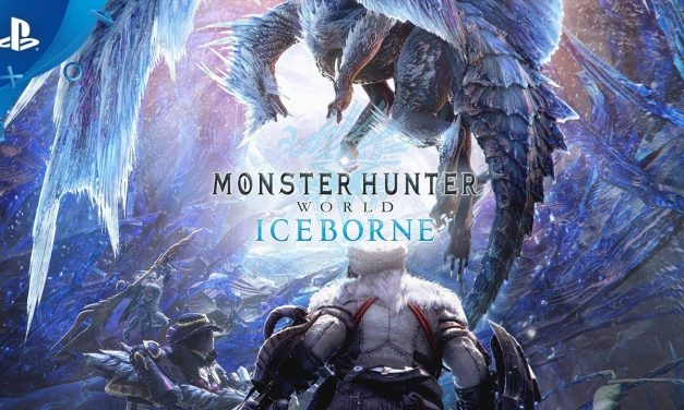 New Monster Hunter World Expansion Incoming