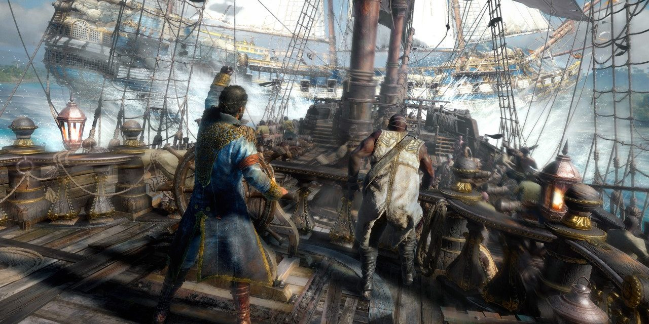 Skull & Bones delayed again and set to miss E3