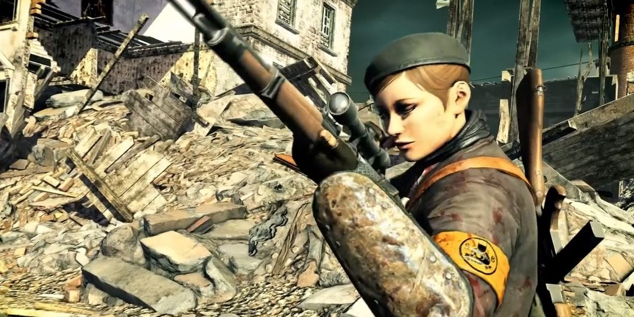 The new Sniper Elite V2 Remastered trailer gives you 7 reasons to play