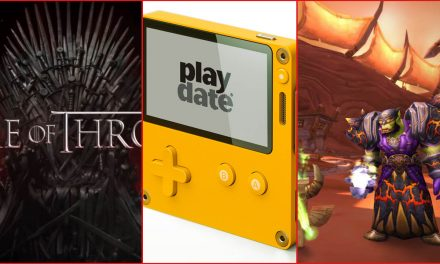 The Weekly News Roundup: George R. R. Martin, Playdate, and WoW Classic beta