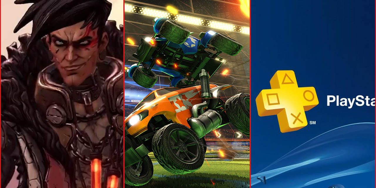 The Weekly News Roundup: Borderlands 3, Rocket League, and PS Plus
