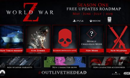 World War Z Post-Release Roadmap Unveiled