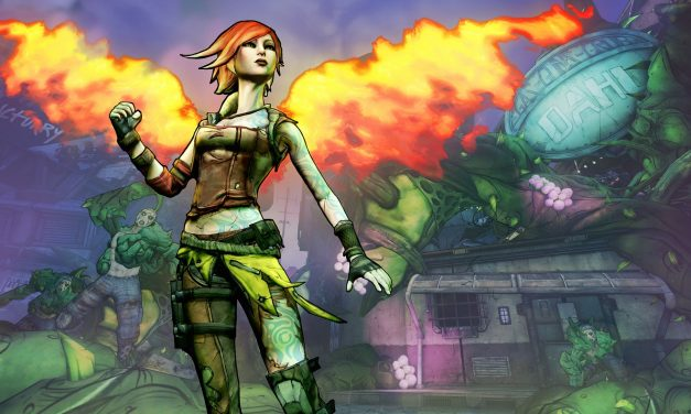 New Borderlands 2 DLC Now Available