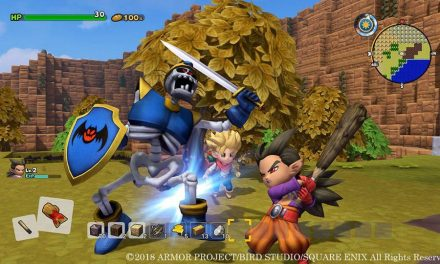 Dragon Quest Builders 2 Demo now available