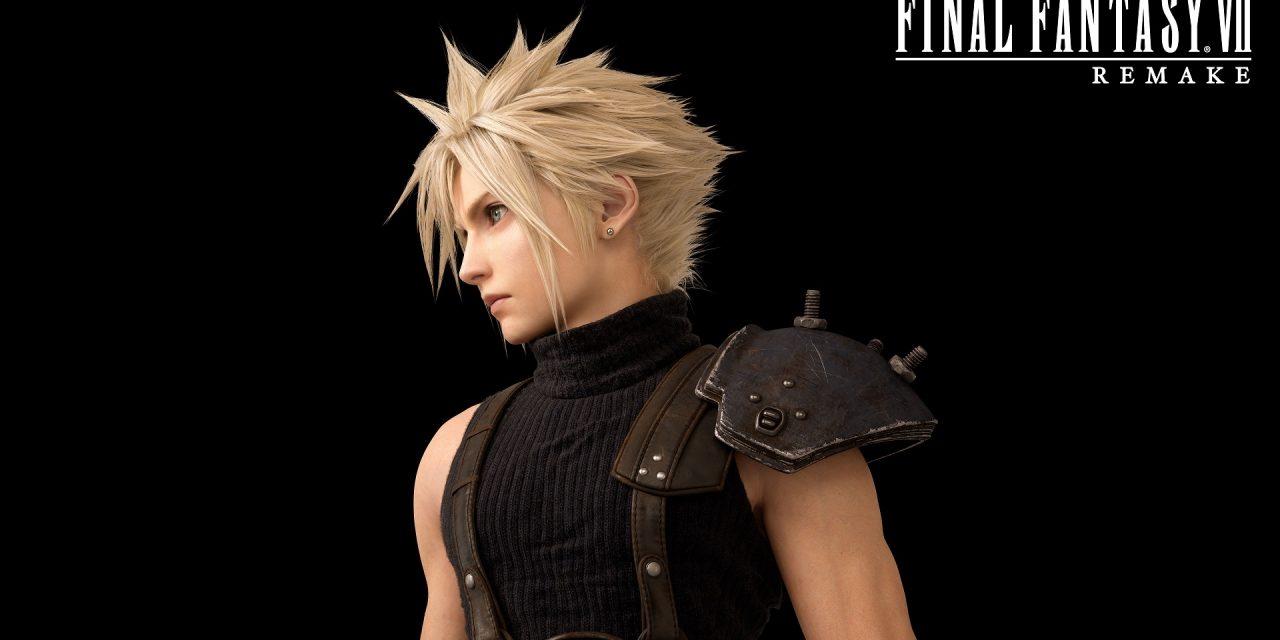 Tetsuya Nomura Famitsu Interview for Final Fantasy 7 Remake Confirms Crossdressing Cloud.
