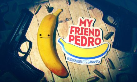 Absolutely Bananas! My Friend Pedro Launch Trailer is Here!