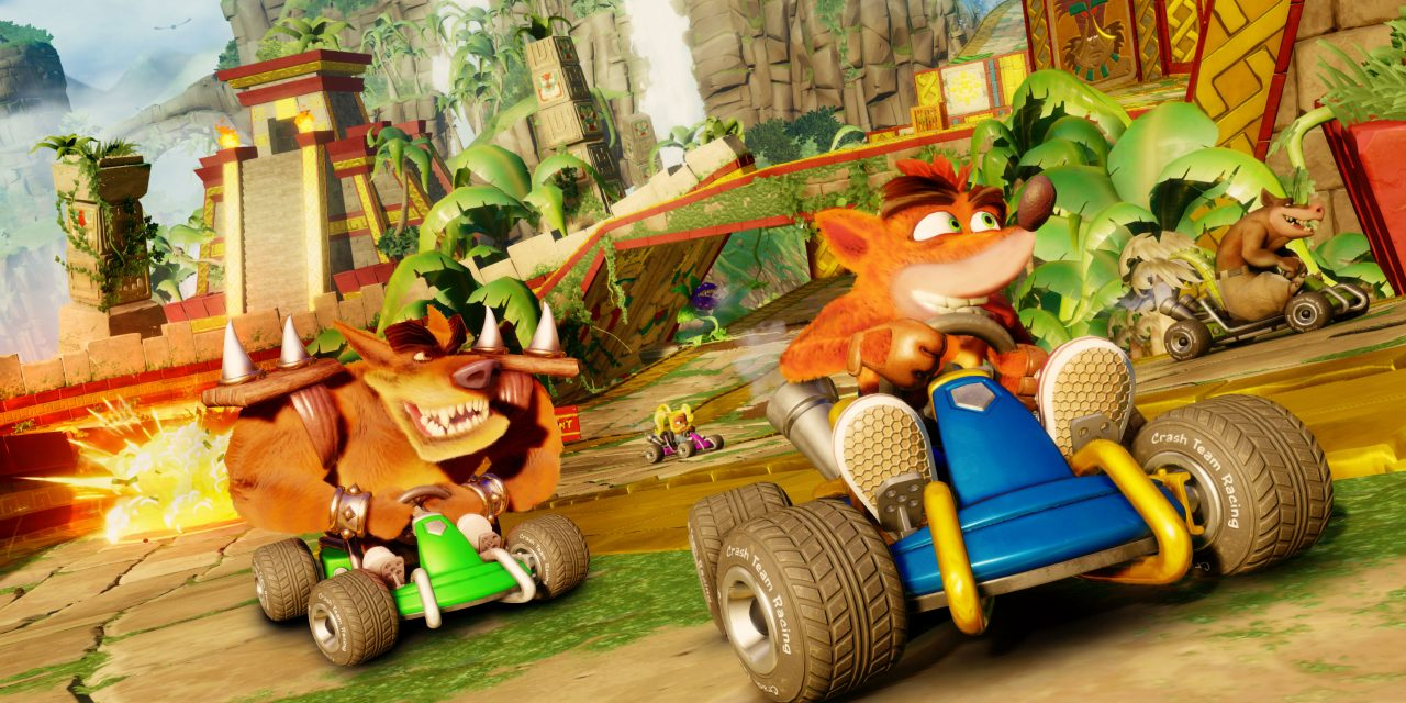 Crash Team Racing Nitro-Fueled Now Available