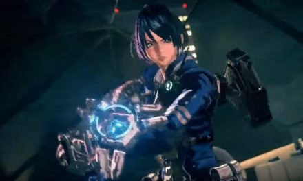 Astral Chain arriving in August and the trailer is full of killer robots and swords