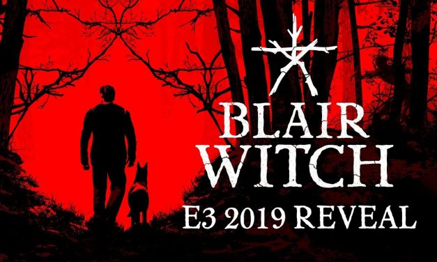 Blair Witch revealed with a loveable dog and a terrifying monster