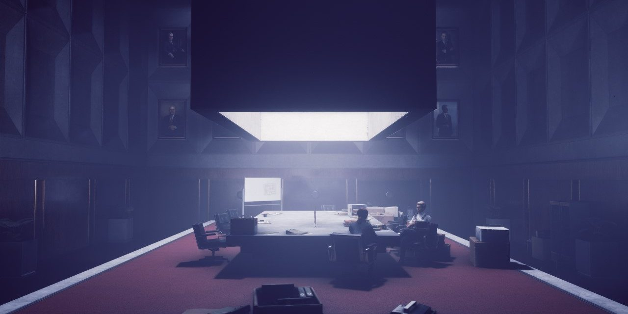 Control's latest screenshots show off new characters and enemies