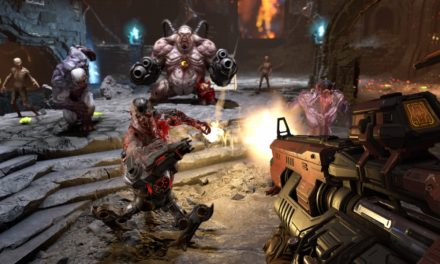 DOOM Eternal gets a multiplayer 'Battlemode' and a November release date