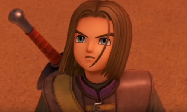 Dragon Quest XI Definitive Edition gets a new trailer