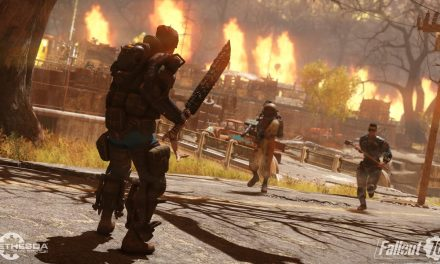 Fallout 76 is getting a battle royale mode and Wastelanders update