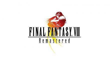 Final Fantasy 8 Remastered Coming September 3rd