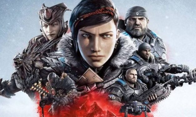 Gears 5 will release September 10, included with Xbox Game Pass