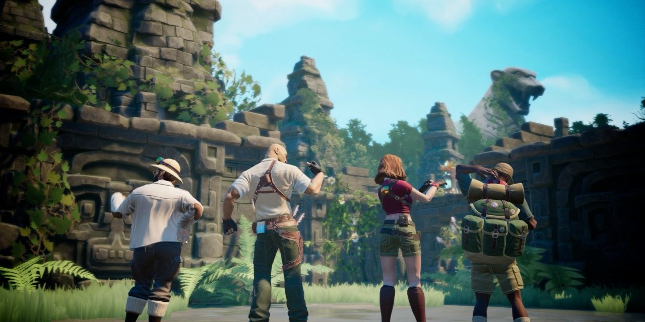 Jumanji's game adaptation arrives in November, includes local co-op