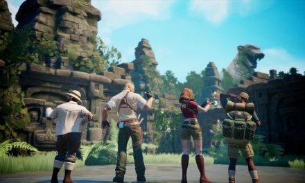 Jumanji's game adaptation arrives in November, includes local co-op