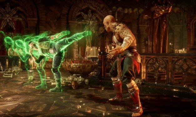 Mortal Kombat 11 is getting ranked matches from tomorrow