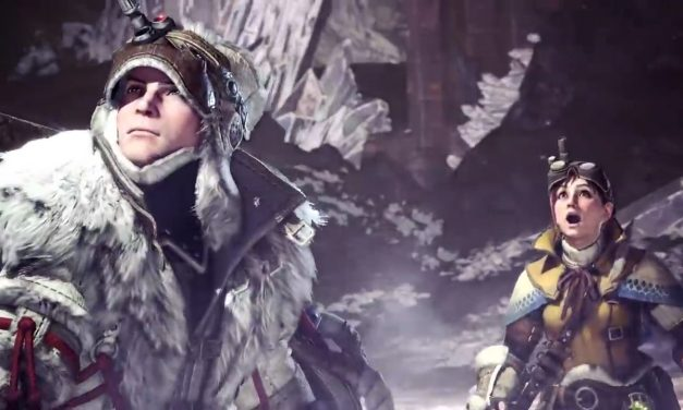 Monster Hunter World: Iceborne has a new trailer that shows off a whole new story