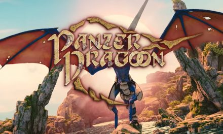 Panzer Dragoon Remake arrives this winter