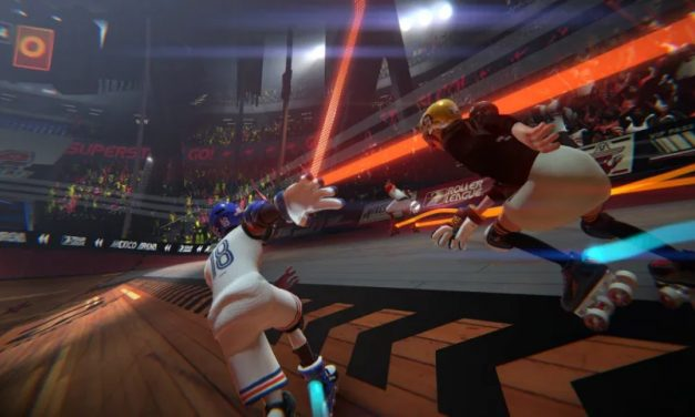 Roller Champions announced and a pre-alpha is available now
