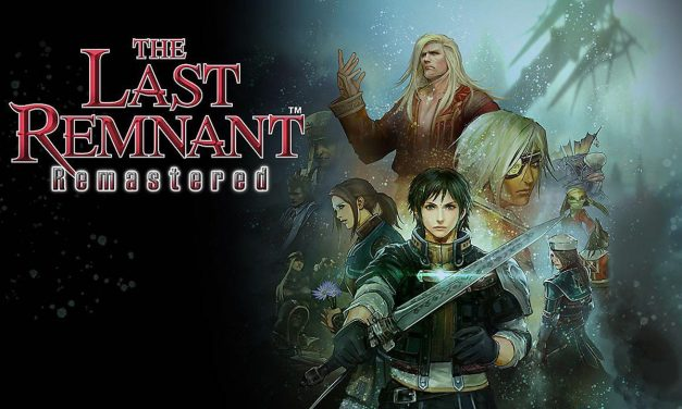 The Last Remnant Remastered Out Now For Nintendo Switch