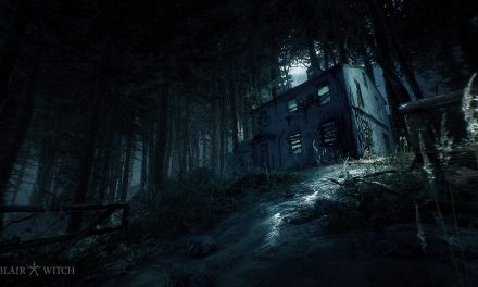 First Official Blair Witch Gameplay Trailer Has Crept Online