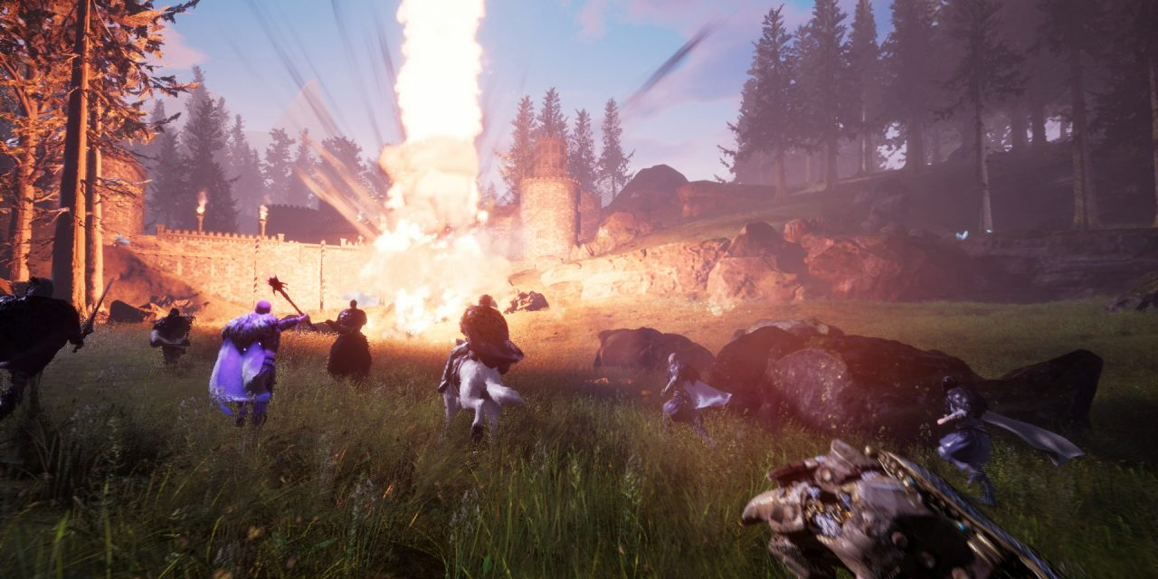 Citadel: Forged With Fire Coming This October