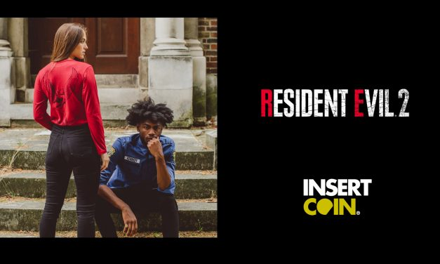 Insert Coin Clothing Dropped A Resident Evil 2 Collection Over The Weekend!