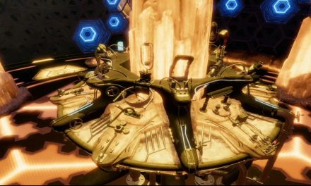 New Doctor Who VR Experience Reveals a Glimpse of the TARDIS