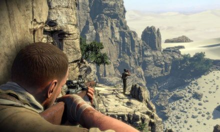 Sniper Elite 3 Ultimate Edition Aims For Switch This October