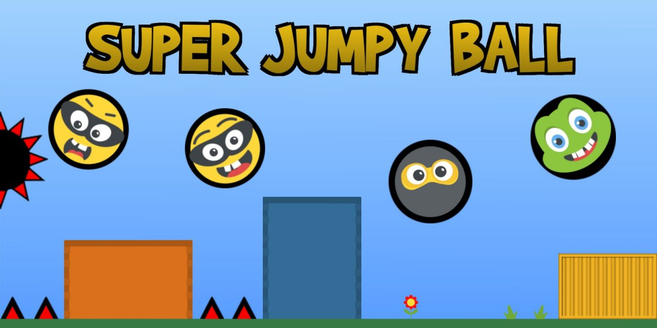 Super Jumpy Ball Coming To Switch