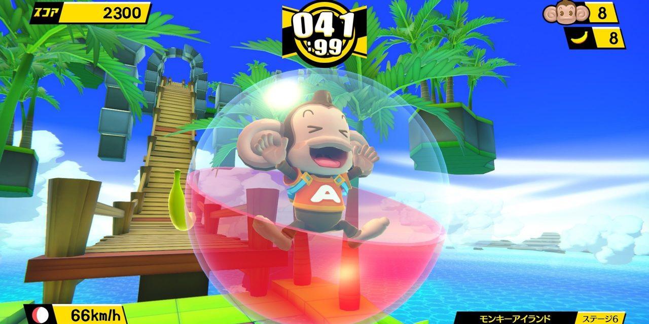 Super Monkey Ball: Banana Blitz HD Rolls To Stores This Fall