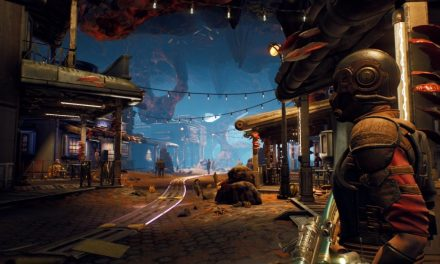 The Outer Worlds Announced For Switch